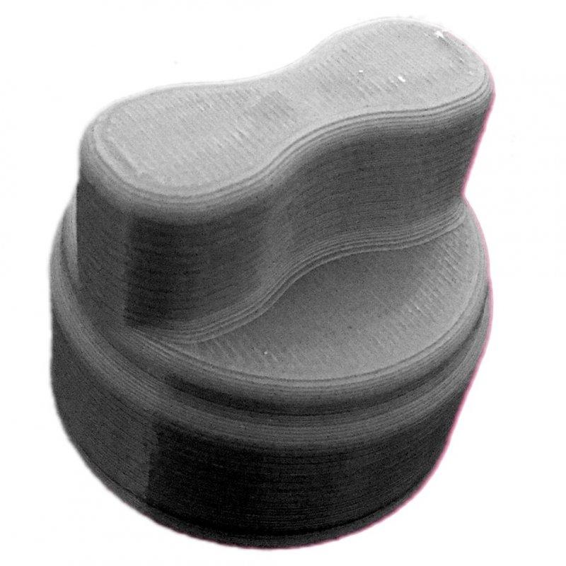 Mutti-Dreher passend für den Thermomix® TM5 (schwarz)