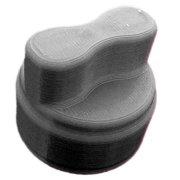 Mutti-Dreher passend für den Thermomix® TM5 und TM6 (schwarz)