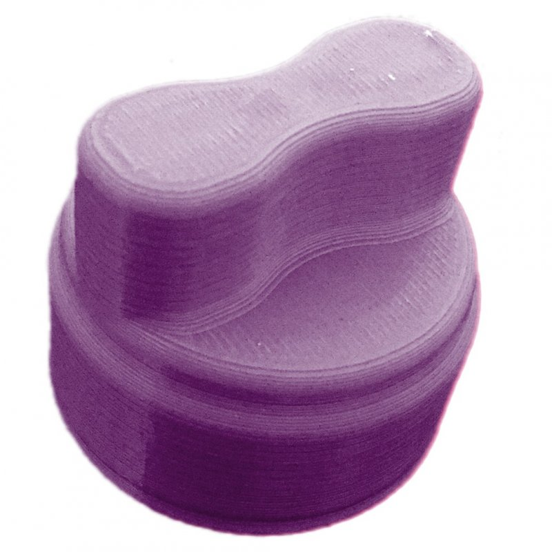 Mutti-Dreher passend für den Thermomix® TM5 (dunkellila)