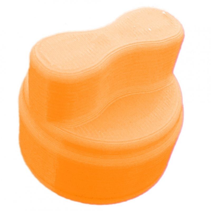 Mutti-Dreher passend für den Thermomix® TM5 (orange)