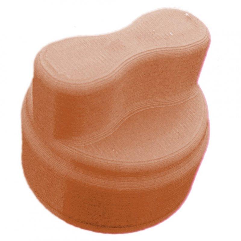 Mutti-Dreher passend für den Thermomix® TM5 (braun)