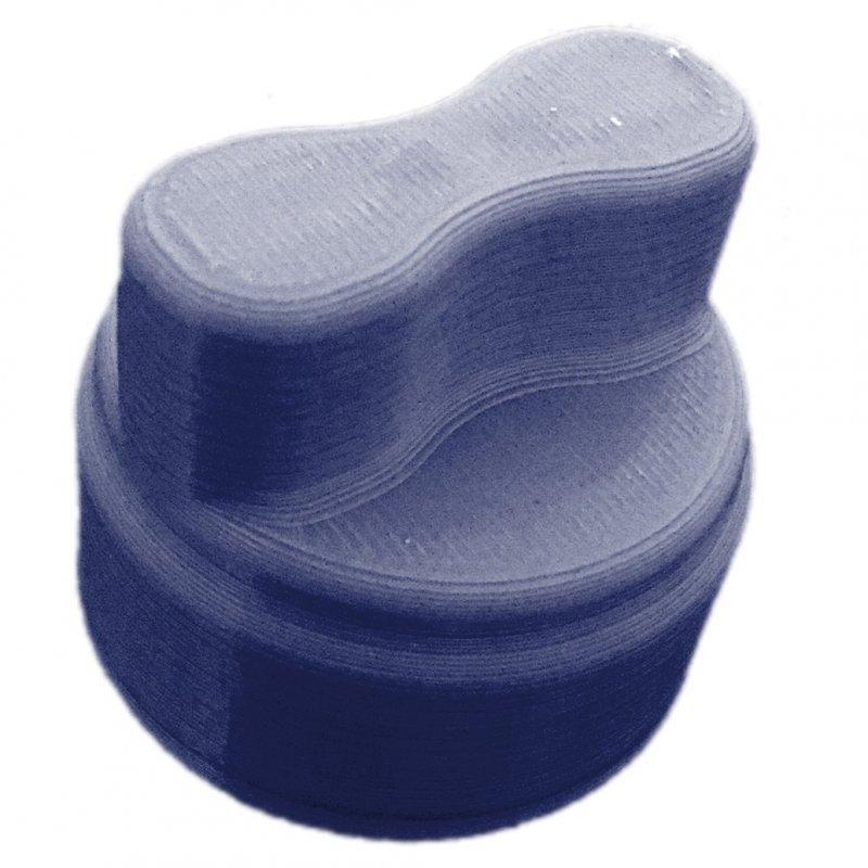 Mutti-Dreher passend für den Thermomix® TM5 (blau)