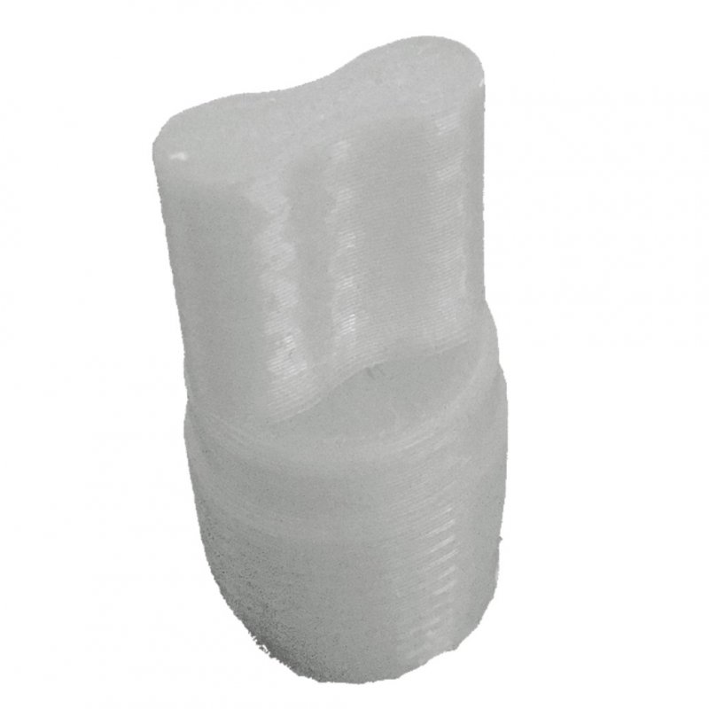 Mutti-Dreher passend für den Thermomix® TM21 (silber)
