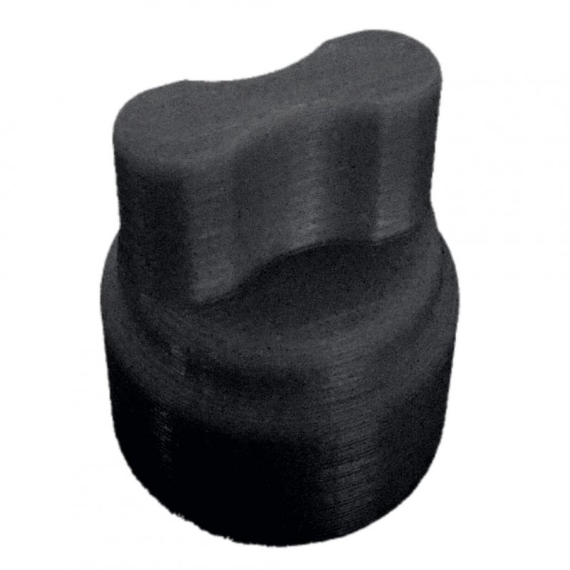 Mutti-Dreher passend für den Thermomix® TM31 (schwarz)