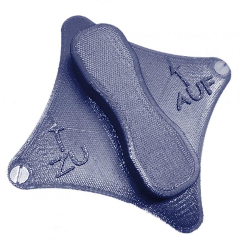 Boden-Dreher passend für den Thermomix® TM6, TM5 und auch für den TM31 (blau)