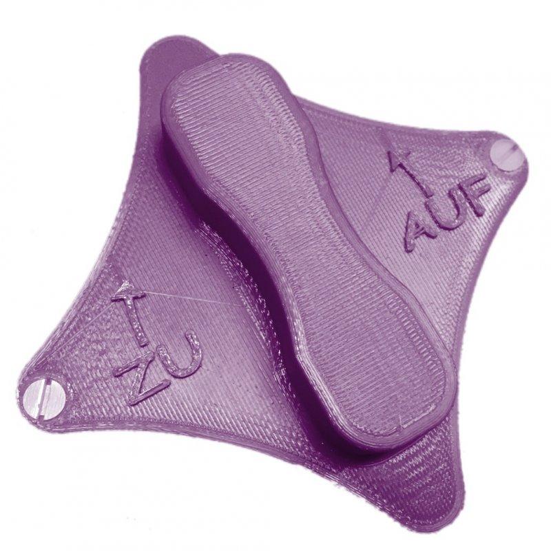 Boden-Dreher passend für den Thermomix® TM5 und auch für den TM31 (dunkellila)