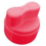 Mutti-Dreher passend für den Thermomix® TM5 (rot) mit Magnet