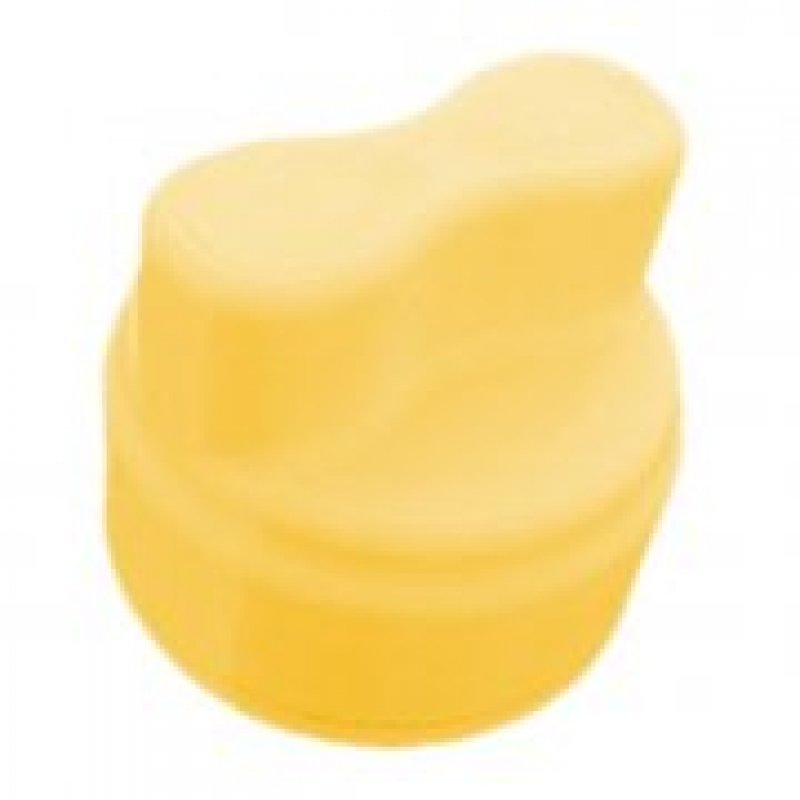 Mutti-Dreher passend für den Thermomix® TM5 (gelb) mit Magnet