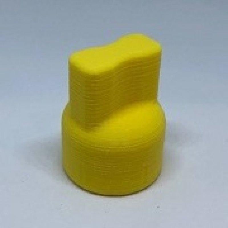 Mutti-Dreher passend für den MCconnect (gelb)