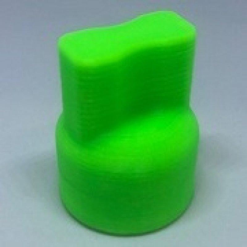 Mutti-Dreher passend für den MCconnect (neongrün)