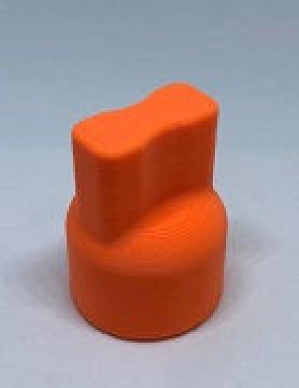 Mutti-Dreher passend für den MCconnect (orange)